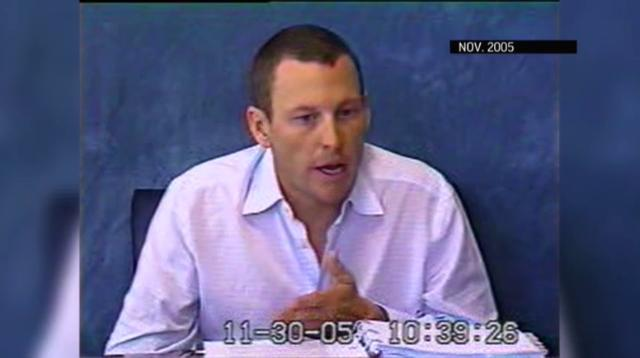 Lance Armstrong finally cracked. It wasn't over lost sponsorships, being forced to walk away from Livestrong, or the lifetime competition ban. It was over the effect the doping scandal had on his family. (Jan. 18)