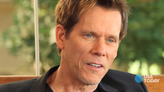 Five questions for Kevin Bacon