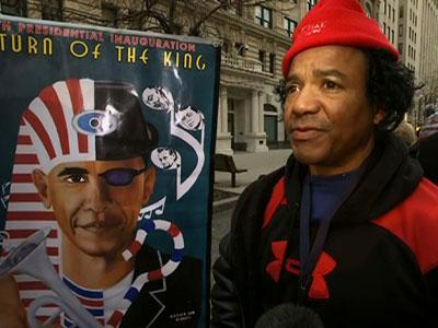 First Person: Excitement builds for inauguration