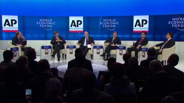 AP Davos Debate: The Great Reset