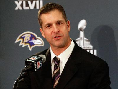 Harbaugh: What Ravens will be focused on