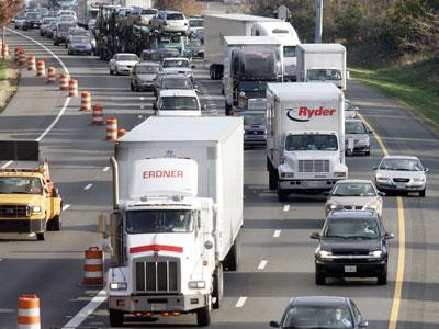 Commuters' wasted time in traffic costs $121B