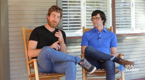 Talking Tech | Rhett and Link