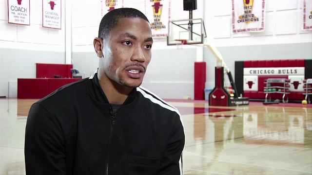 Derrick Rose on his state of mind