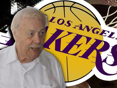 Jerry Buss, Lakers' flamboyant owner, dies at 80
