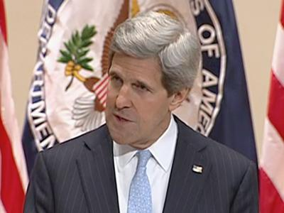 Kerry: Budget impasse a challenge to diplomacy