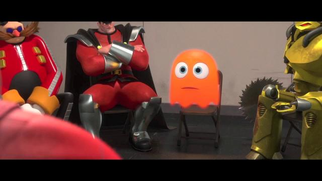 Clip: Bad guys of 'Wreck-It Ralph'