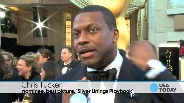 Stars shine on Oscars Red Carpet