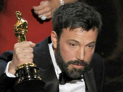 Ben Affleck's 'Argo' nabs best picture at Oscars