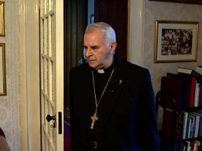 U.K. cardinal skips conclave amid accusations