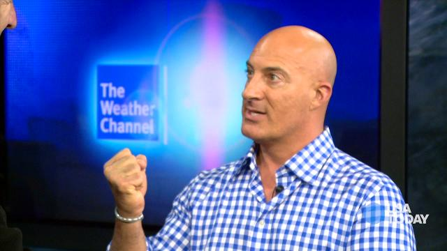 Weather Channel's Jim Cantore | Talking Your Tech