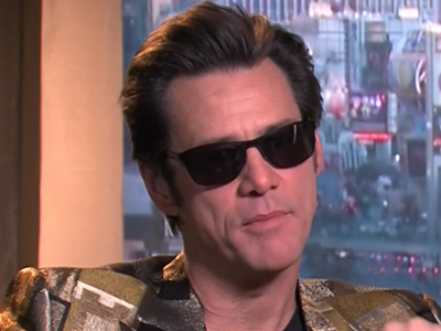 Jim Carrey gets serious about career and comedy