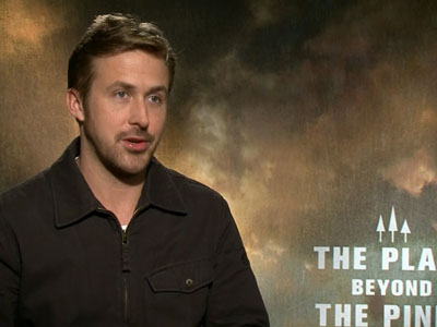 Gosling deals with fatherhood in Pines