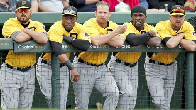 Will the Pirates' losing streak finally end?
