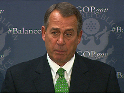 GOP: President is 'missing in action' on budget