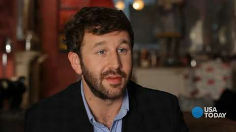 Five Questions with Chris O'Dowd