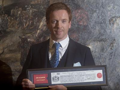 No place like 'Homeland' for Damian Lewis