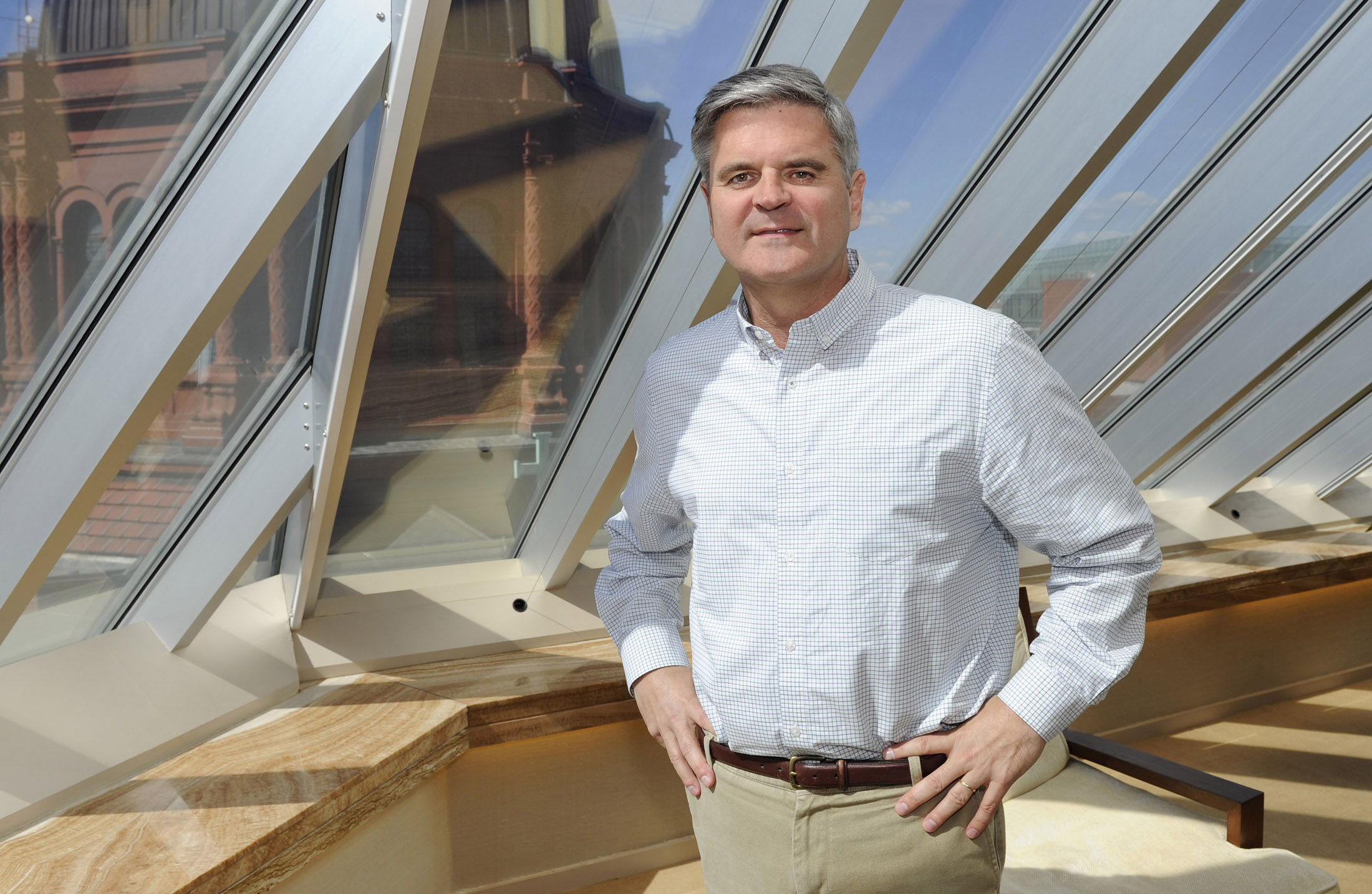 Executive Edition:  Steve Case