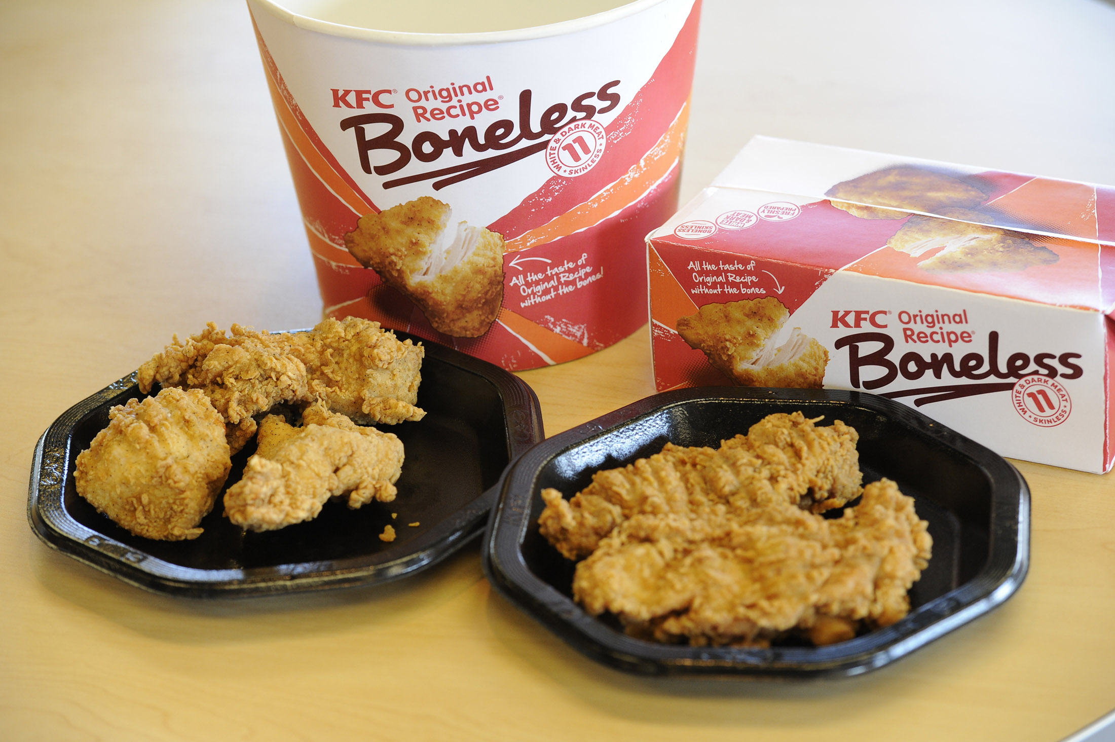 no bones about it kfc goes boneless