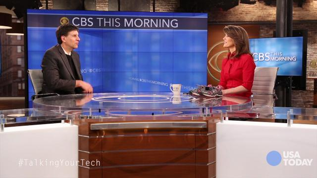 Norah O'Donnell | Talking Your Tech