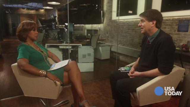 Gayle King | Talking Your Tech