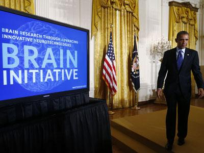 Obama proposes brain mapping project
