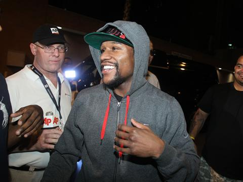 Mayweather: I asked God, please let me out of jail now