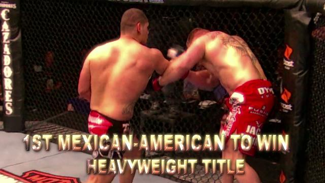 Highlights of UFC fighter Cain Velasquez