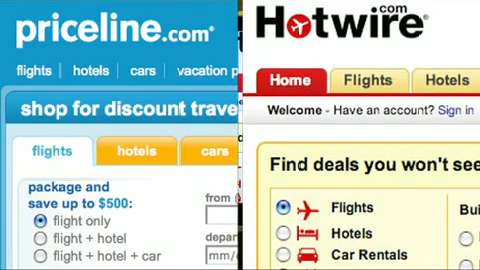 Travel Q&A: Why should I use Priceline and Hotwire?