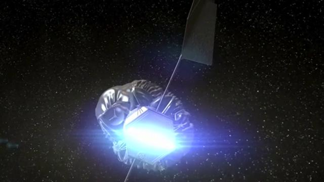 NASA mission to capture asteroid