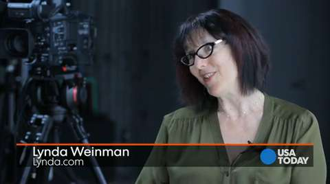 Executive Edition: Lynda.com co-founder Lynda Weinman