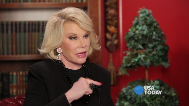 Joan Rivers Talks Her Devices | Talking Your Tech