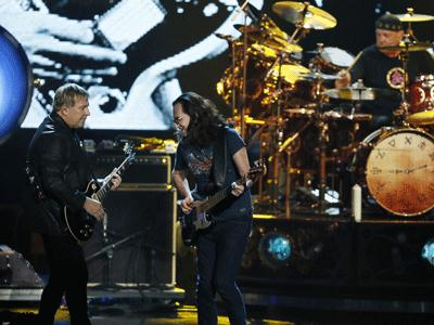 Highlights from Rock Hall performances