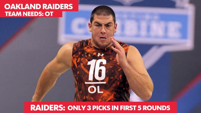 NFL draft: What teams in the AFC West need