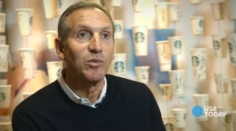 Icons: Starbucks' Howard Schultz reveals his daily  coffee routine