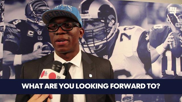 Lions first-round draft pick Ziggy Ansah won't 'le...