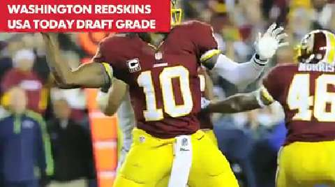 NFL Draft Grades: NFC East