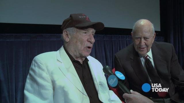 Mel Brooks and Carl Reiner | Talking Your Tech