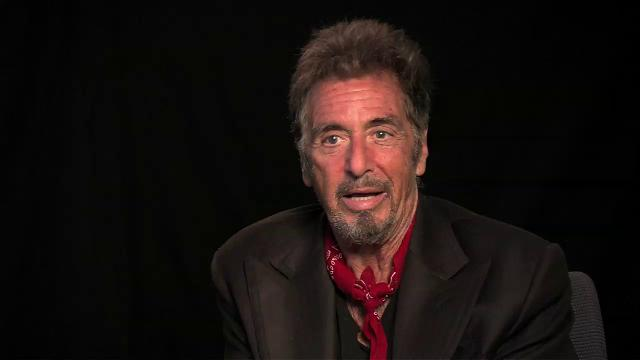 'Stand Up Guys' interview: Pacino on Val