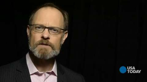 David Hyde Pierce is up for the Tony for leading actor in a play.