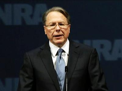 NRA's LaPierre: Obama out to destroy 2nd Amendment