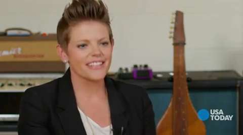 At 38, Natalie Maines is releasing her first solo album, a rock LP called 'Mother.'