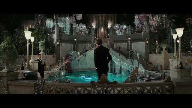'The Great Gatsby' clip: You can't repeat the past
