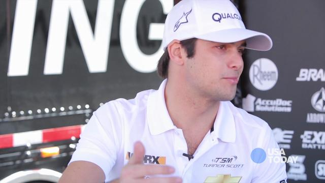 NASCAR's Nelson Piquet talks Sonos wireless audio