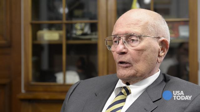 John Dingell approaches record