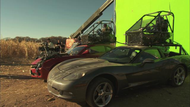 Cars featured in 'The Last Stand'