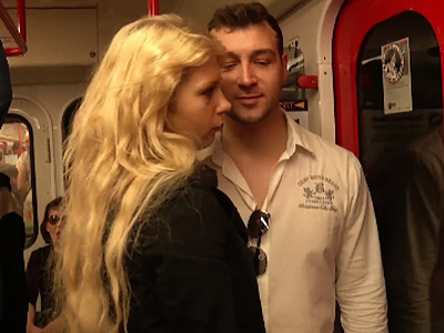 Looking for love? Take the Prague metro