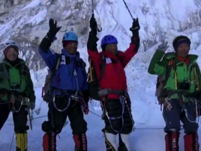 a bone chilling feat a climb to mount everest The group had aimed to be the first to complete a winter climb of the 8,611-metre (28,251ft) peak, the tallest in the karakoram mountain range that spans winter ascents are doubly difficult and perilous with the ever present risk of high winds, bone chilling temperatures and the briefest and most fickle of.