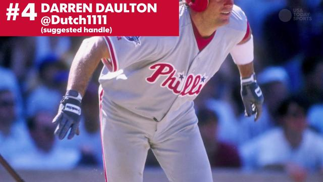 7 baseball throwbacks who should have had Twitter