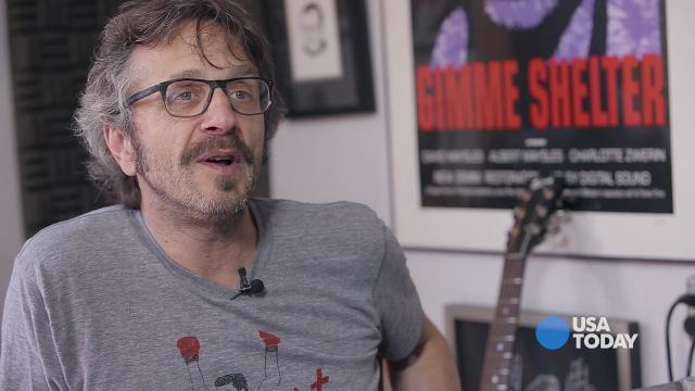 Marc Maron | Talking Your Tech
